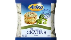 Gratin broccoli packshot